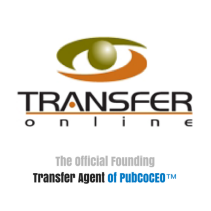 Official Founding Transfer Agent